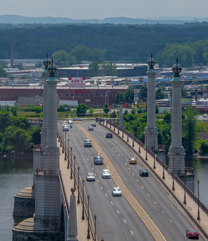 Springfield Mass bridge