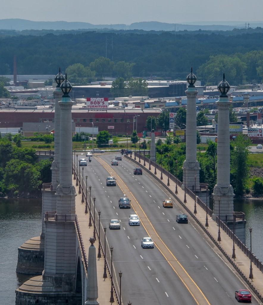 Springfield Mass bridge