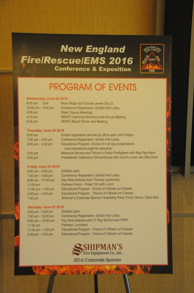 Program of Events